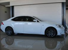 2014 Lexus IS 350 F-Sport - Side