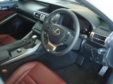 2014 Lexus IS 350 F-Sport - Interior