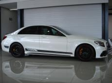 2015 Mercedes-AMG C63 S Edition 1 - Side