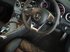 2015 Mercedes-AMG C63 S Edition 1 - Interior
