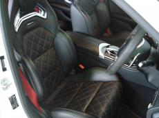 2015 Mercedes-AMG C63 S Edition 1 - Seats
