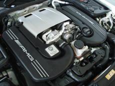 2015 Mercedes-AMG C63 S Edition 1 - Engine