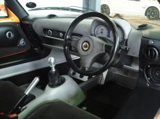 2006 Lotus Exige - Interior