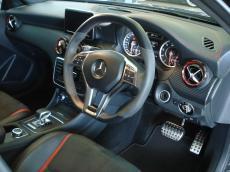 2013 Mercedes-Benz A45 AMG Edition 1 - Interior