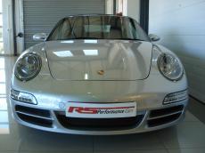 2007 Porsche 911 Carrera 4S Cabriolet - Front