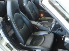2007 Porsche 911 Carrera 4S Cabriolet - Seats