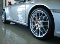 2007 Porsche 911 Carrera 4S Cabriolet - Detail