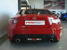 2013 Toyota 86 2.0 Standard - Rear