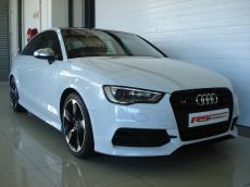 2015 Audi S3 Sedan S tronic