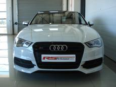 2015 Audi S3 Sedan S tronic - Front