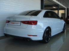 2015 Audi S3 Sedan S tronic - Rear 3/4