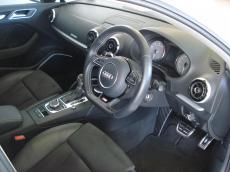 2015 Audi S3 Sedan S tronic - Interior