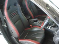 2013 Nissan GT-R Black Edition - Seats