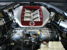 2013 Nissan GT-R Black Edition - Engine