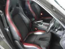 2010 Nissan GT-R Black Edition - Seats