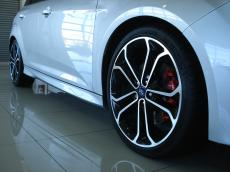 2015 Ford Focus 2.0 EcoBoost ST3 - Detail