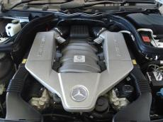 2012 Mercedes C63 AMG Coupe Perf Pack - Engine