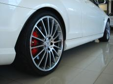 2012 Mercedes C63 AMG Coupe Perf Pack - Detail