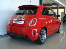 2012 Abarth 695 Tributo Ferrari - Rear 3/4