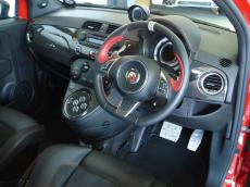 2012 Abarth 695 Tributo Ferrari - Interior