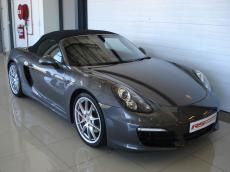 2012 Porsche Boxster S PDK - Front 3/4