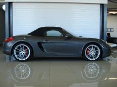2012 Porsche Boxster S PDK - Side
