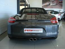 2012 Porsche Boxster S PDK - Rear