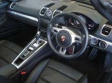2012 Porsche Boxster S PDK - Interior