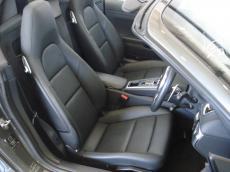 2012 Porsche Boxster S PDK - Seats