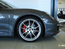 2012 Porsche Boxster S PDK - Wheels