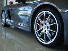 2012 Porsche Boxster S PDK - Detail
