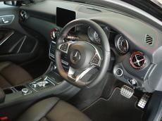 2017 Mercedes-AMG A45 4MATIC - Interior