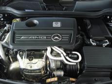 2017 Mercedes-AMG A45 4MATIC - Engine