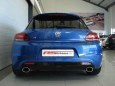 2013 Volkswagen Scirocco 2.0 TSi R DSG - Rear