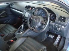 2013 Volkswagen Scirocco 2.0 TSi R DSG - Interior