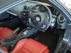 2017 Alfa Romeo 4C Spider - Interior