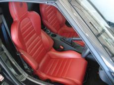 2017 Alfa Romeo 4C Spider - Seats