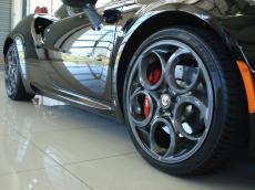 2017 Alfa Romeo 4C Spider - Detail