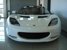 2010 Lotus Evora 2+2 - Front