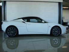 2010 Lotus Evora 2+2 - Side