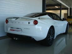 2010 Lotus Evora 2+2 - Rear 3/4