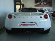 2010 Lotus Evora 2+2 - Rear