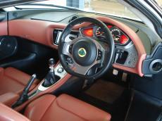 2010 Lotus Evora 2+2 - Interior