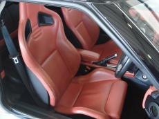 2010 Lotus Evora 2+2 - Seats