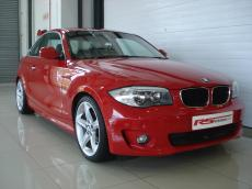 2011 BMW 125i Coupe A/T