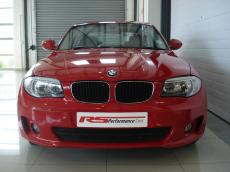 2011 BMW 125i Coupe A/T - Front