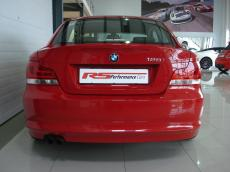 2011 BMW 125i Coupe A/T - Rear