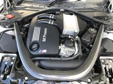 2015 BMW M4 Coupe M-DCT - Engine