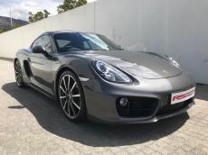2013 Porsche Cayman S PDK