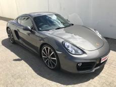 2013 Porsche Cayman S PDK - Front 3/4